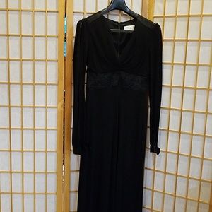 Black Evening gown by Badgley Mishka